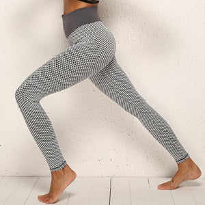 High Waist Women's Leggings - Mcburneyjunction