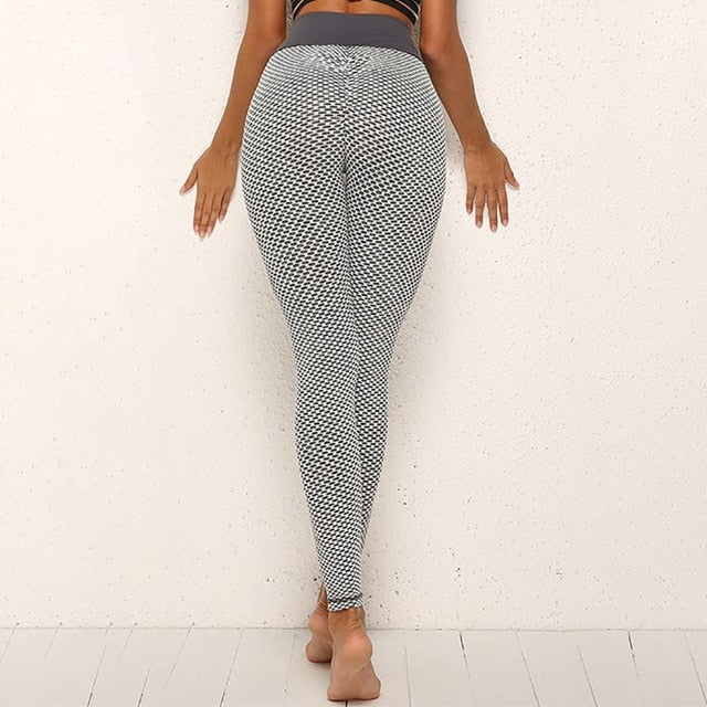 High Waist Women's Leggings - OneWorldDeals