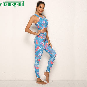 Women's Bra + Leggings Set - Mcburneyjunction