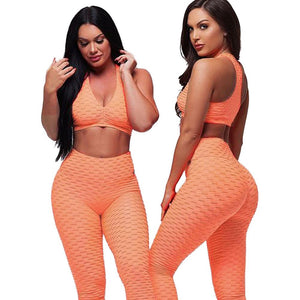 Women's Bra + Leggings Set - OneWorldDeals