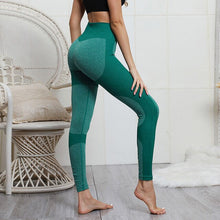 Load image into Gallery viewer, Womens Tummy Control High Waist Leggings - Saikin-rettou