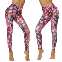 Load image into Gallery viewer, Womens High Waist Tummy Control Leggings - Mcburneyjunction