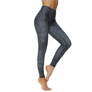 Womens Seamless High Waist Leggings - Saikin-rettou