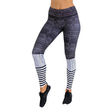 Load image into Gallery viewer, Womens Color-bumping Leggings - OneWorldDeals