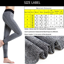 Load image into Gallery viewer, Womens Workout Breathable Leggings - Mcburneyjunction