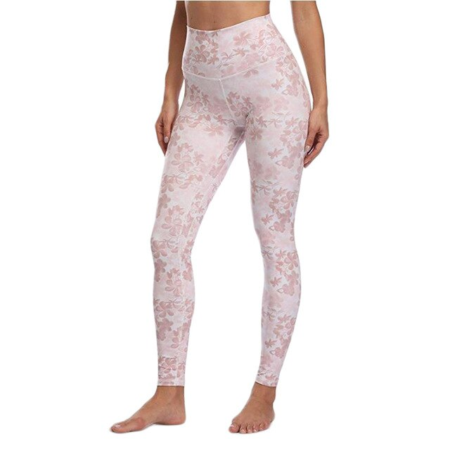 Seamless High Waist Leggings - Mcburneyjunction