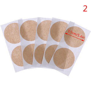 5 Pairs Disposable Circle Shaped Nipples Covers - Saikin-rettou