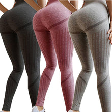 Load image into Gallery viewer, High Waist Leggings - Mcburneyjunction