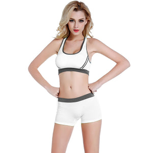 Short Leggings With Sports Bra - OneWorldDeals