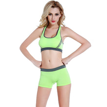 Load image into Gallery viewer, Short Leggings With Sports Bra - OneWorldDeals