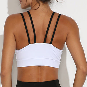 Breathable Mesh Sports Bra - OneWorldDeals