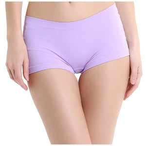 Women Seamless Boyshort - Mcburneyjunction