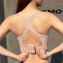 Load image into Gallery viewer, Breathable Sports Bra With Front Zipper - Mcburneyjunction