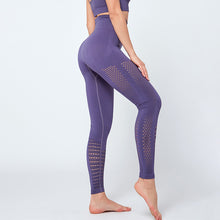 Load image into Gallery viewer, Seamless Women's Leggings - Saikin-rettou