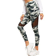 Load image into Gallery viewer, Womens Camouflage Leggings - Saikin-rettou
