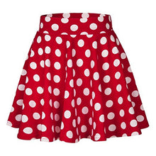 Load image into Gallery viewer, Polka Dot Athletic Skirt - Iraniancinemachannel