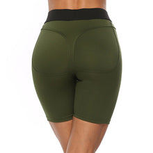 Load image into Gallery viewer, High Waist Short Leggings - OneWorldDeals