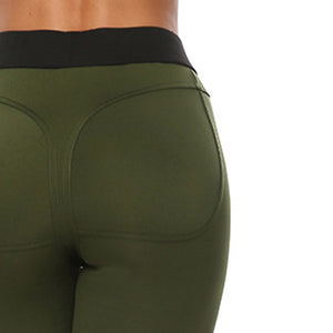 High Waist Short Leggings - OneWorldDeals