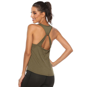 Womens Sleeveless Tank Top - Mcburneyjunction