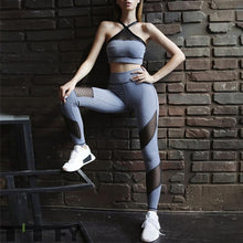 Load image into Gallery viewer, Sports Bra and Leggings Set - OneWorldDeals