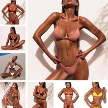 Load image into Gallery viewer, Beach Bikini Set - Saikin-rettou