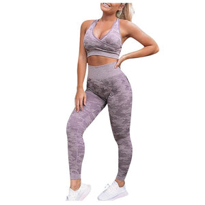 High Waist Leggings Set - Iraniancinemachannel