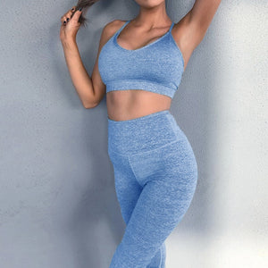 Leggings Bra Set - Mcburneyjunction