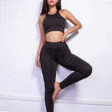 Load image into Gallery viewer, Women Leggings And Bra Set - OneWorldDeals