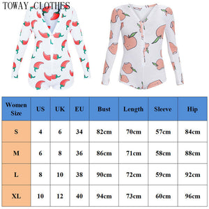 Low Cut Long Sleeve Print Lounge Romper - OneWorldDeals