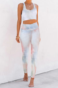 2 Piece Seamless Leggings - Saikin-rettou