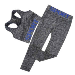 Leggings And Sport Bra - OneWorldDeals