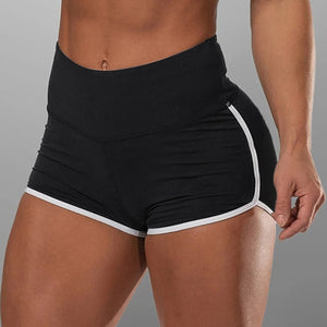 High Waist Seamless Gym Shorts - OneWorldDeals