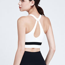 Load image into Gallery viewer, Sport Bra With Zipper - Mcburneyjunction