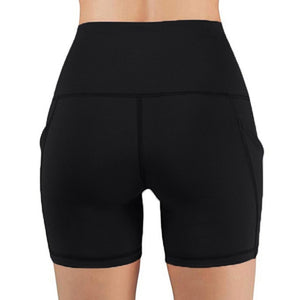 High Waist Leggings Shorts - Saikin-rettou