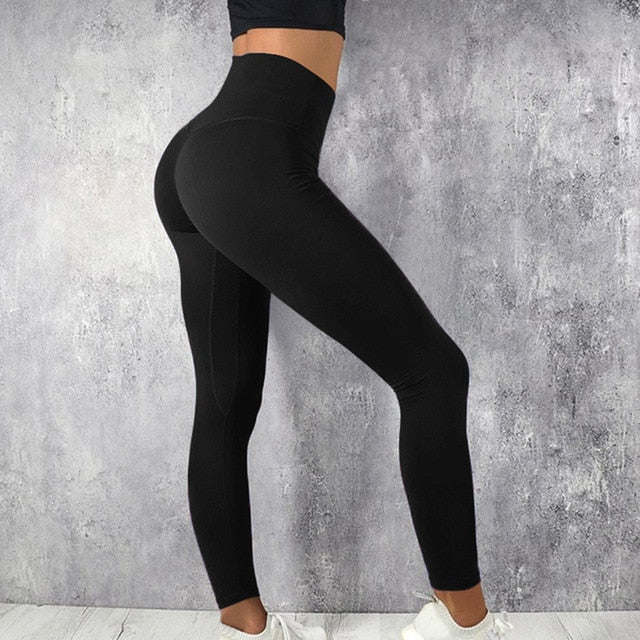 High Waist Leggings - OneWorldDeals