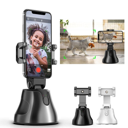 360° smart object tracking phone holder - Iraniancinemachannel