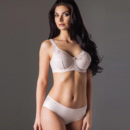 Full Figure Unlined Bra - Mcburneyjunction