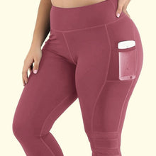 Load image into Gallery viewer, Women High Waist Capri With Pockets - OneWorldDeals