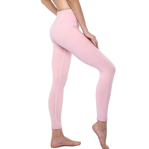 High Waist Seamless Leggings - Saikin-rettou