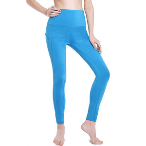 Plus Size + Waist High Leggings - OneWorldDeals