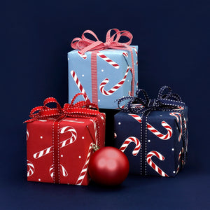 Load image into Gallery viewer, Candy Canes - Red