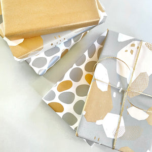 Galets Wrap and Ribbon Set