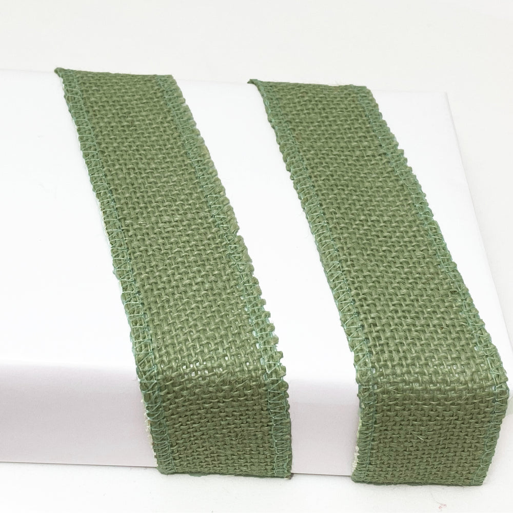 Burlap Ribbon - 40mm