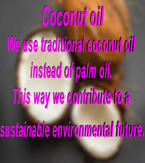No Palm Oil in Loulouka Formula Only Coconut Oil is used