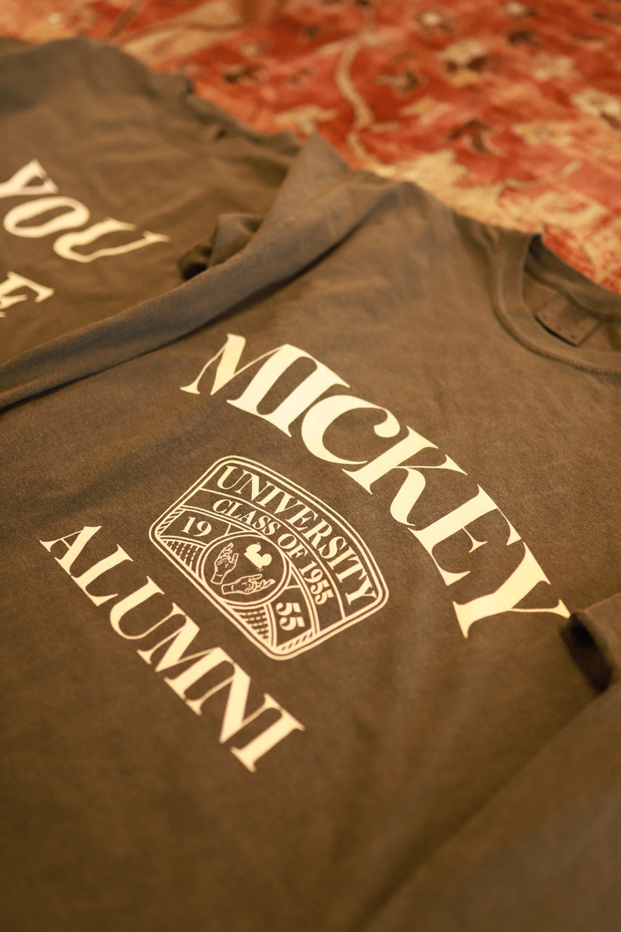 Mickey Alumni T-shirt