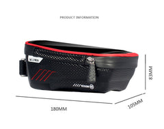 Bicycle Waterproof Bag for 6.2 inch Mobile Phone