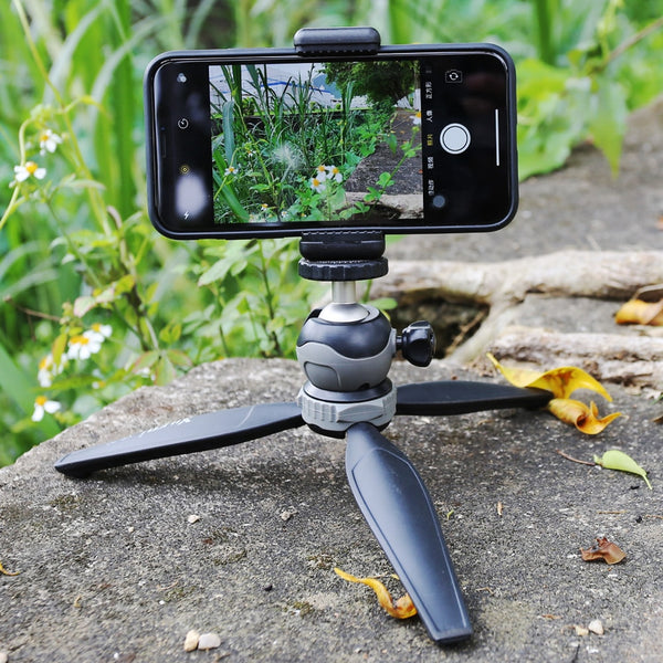 Mini Desktop little Phone Stand Tabletop Tripod