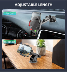 Windshield Gravity Sucker Car Phone Holder