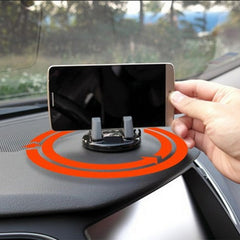 Dashboard Sticking Stand 360 Degree Rotate