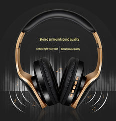 Wireless Bluetooth Headphones Noise Cancelling Headset